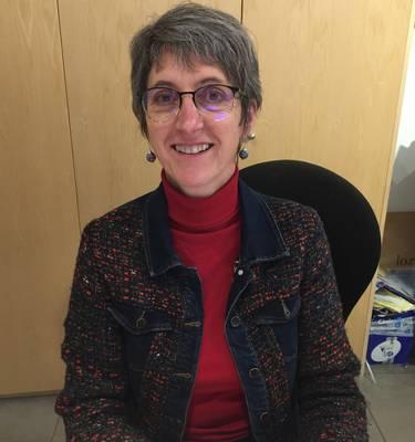 Monique Albaret conseillère en séjours à l'Office de Tourisme de l'Aubrac aux Gorges du Tarn