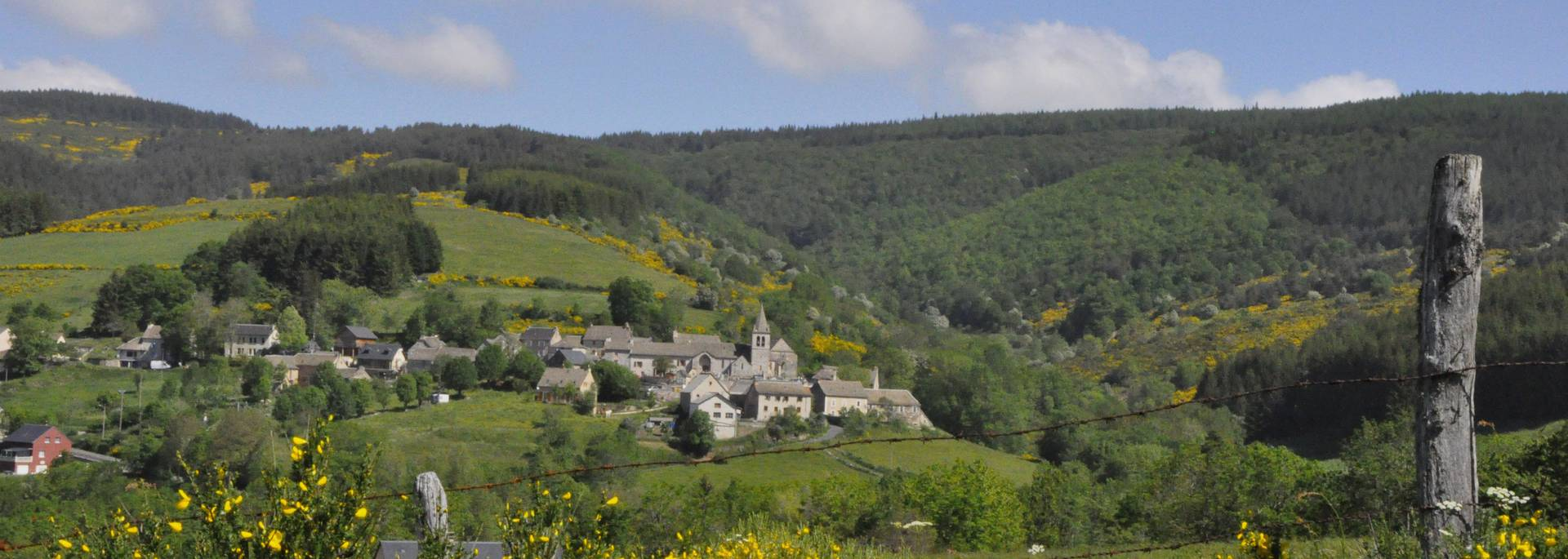 Villages de l'Aubrac