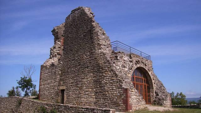 château canilhac lozère