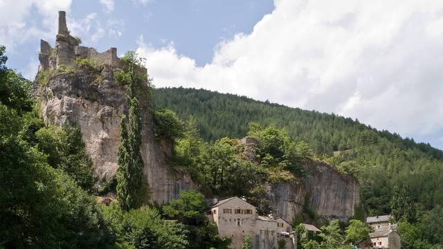 Castelbouc's castle