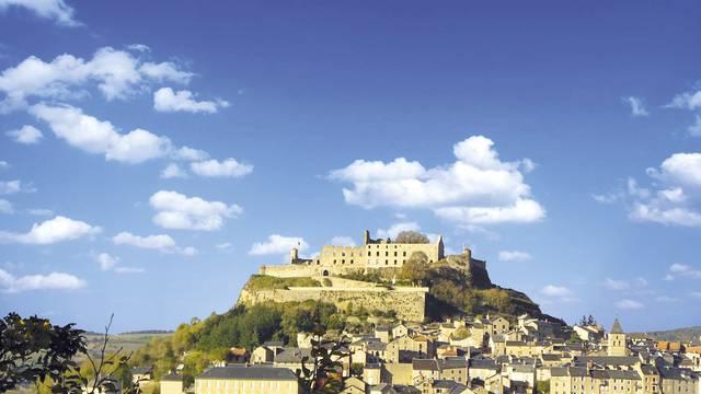 Découvrez le château de Sévérac à Sévérac d'Aveyron
