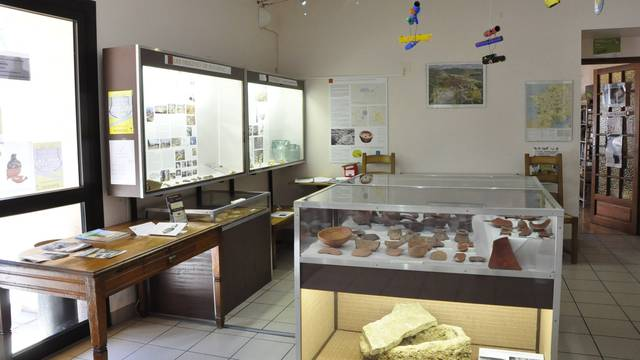 Banassac's gallo-roman museum