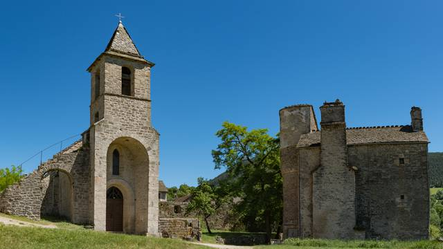 église Villard Lozère