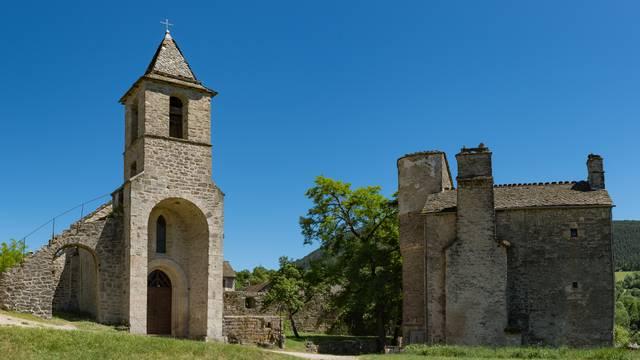 église lozère