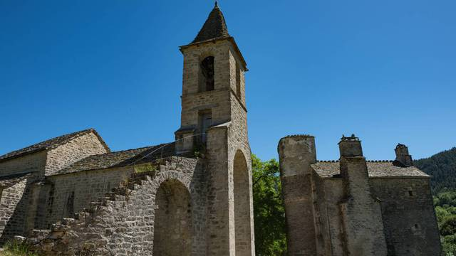 église rempart Villard