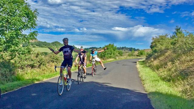 Activités à vélos
