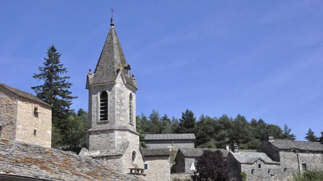 La Capelle's church