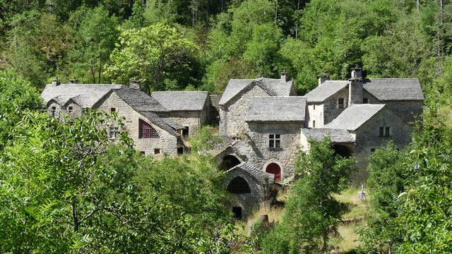 Villages des Gorges du Tarn