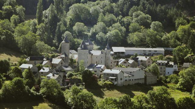 Le village de Saint-Saturnin