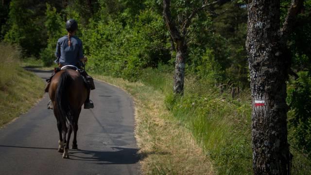 Itinéraires à cheval