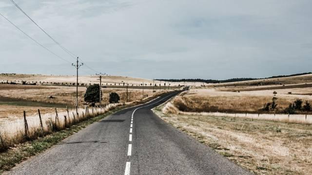 Route voiture Lozère