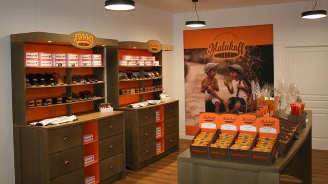 chocolaterie boutique