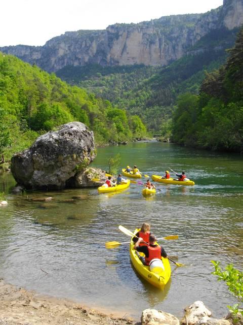 Canoë-kayak (le canoë autrement)