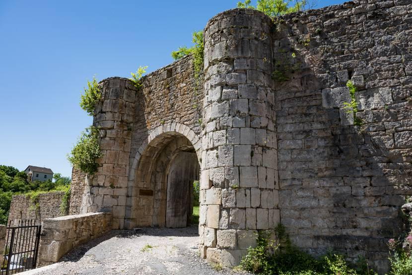 remparts médiévaux
