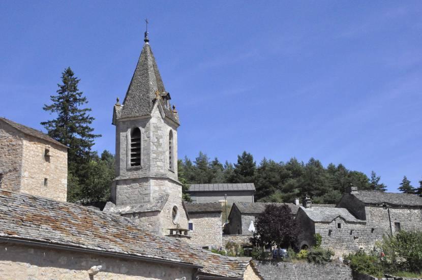 La Capelle on the Sauveterre plateau