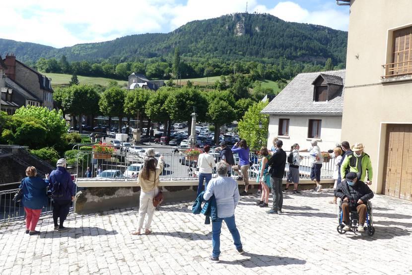Visite guidée la Canourgue Lozère