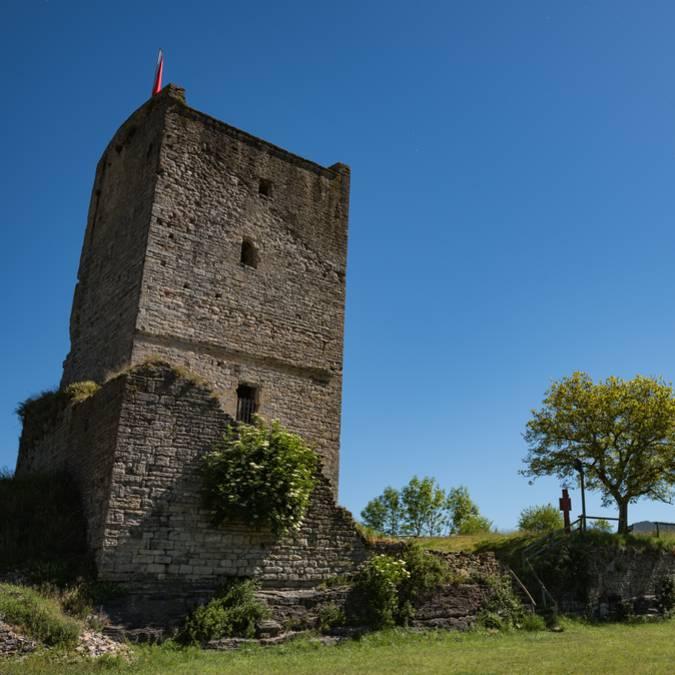 La Tour de Chanac.