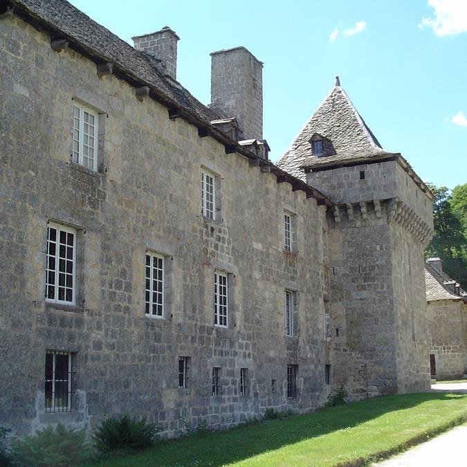 The Château de la Baume