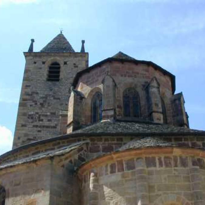église La Canourgue en lozère