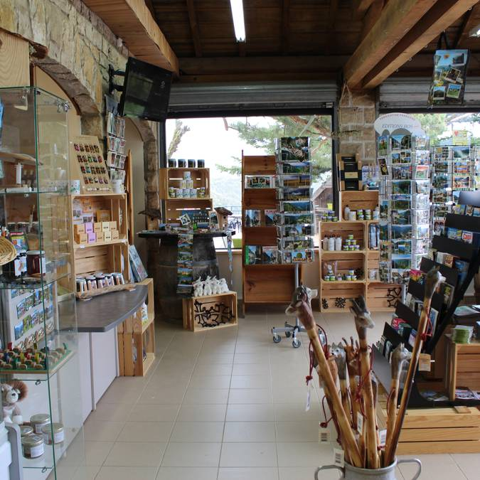 boutique tourisme lozère