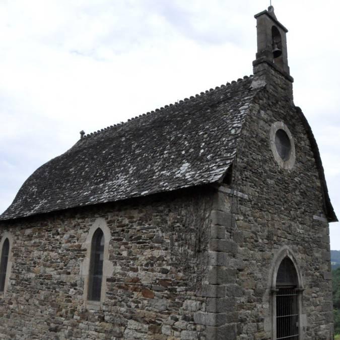 Chapelle Lozère patrimoine en Lozère